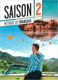 Saison 2- PACK Book + Exercise book - Click to enlarge picture.