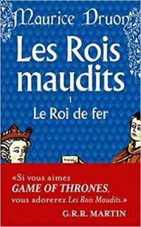 Maurice Druon-Les Rois Maudits 1 - Click to enlarge picture.