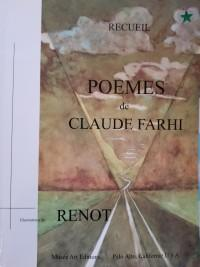 Recueil-Poemes de Claude Farhi - Click to enlarge picture.