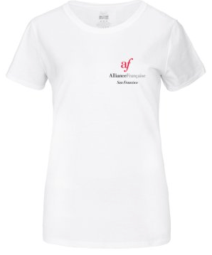 T-shirt Women M -AFSF logo - Click to enlarge picture.