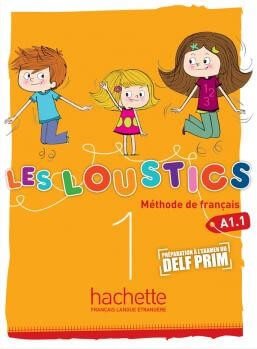 Les loustics 1- PACK Book + Exercise book - Click to enlarge picture.